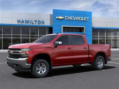 2021 Chevrolet Silverado 1500 Crew Cab 4x4, Pickup #88775 - photo 3