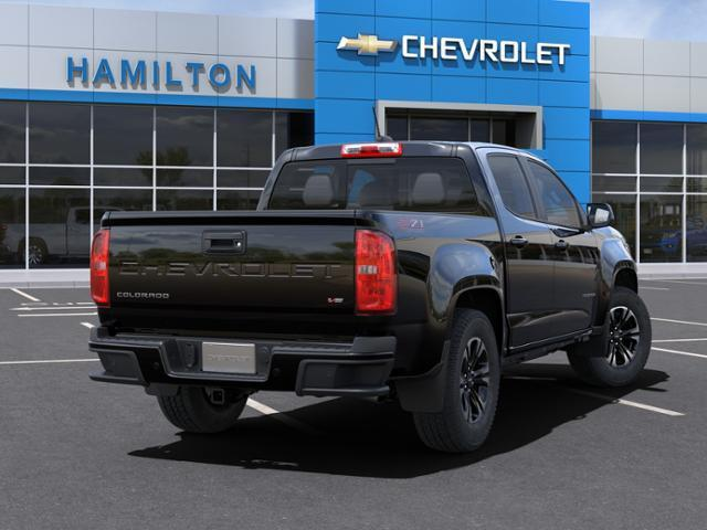 2021 Chevrolet Colorado Crew Cab 4x4, Pickup #88844 - photo 4