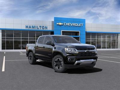 2021 Chevrolet Colorado Crew Cab 4x4, Pickup #88844 - photo 3