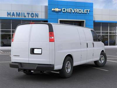 2020 Chevrolet Express 2500 4x2, Empty Cargo Van #88902 - photo 2