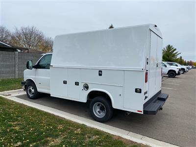 2020 Chevrolet Express 3500 4x2, Knapheide KUV Service Utility Van #88940 - photo 2