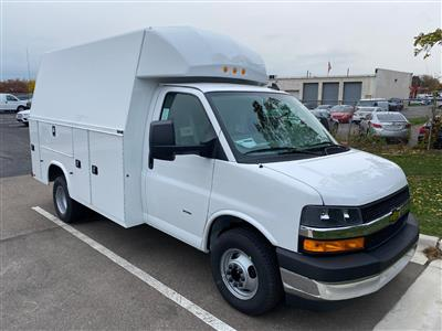 2020 Chevrolet Express 3500 4x2, Knapheide KUV Service Utility Van #88940 - photo 4