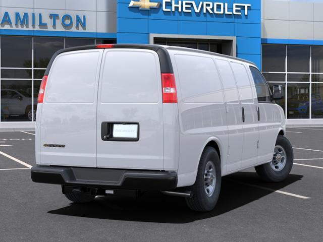 2021 Chevrolet Express 2500 4x2, Empty Cargo Van #89132 - photo 2