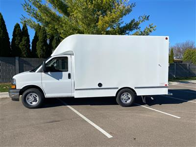 2020 Chevrolet Express 3500 4x2, Unicell Aerocell CW Cutaway Van #89147 - photo 3