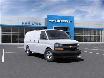 2021 Chevrolet Express 2500 4x2, Empty Cargo Van #89249 - photo 1