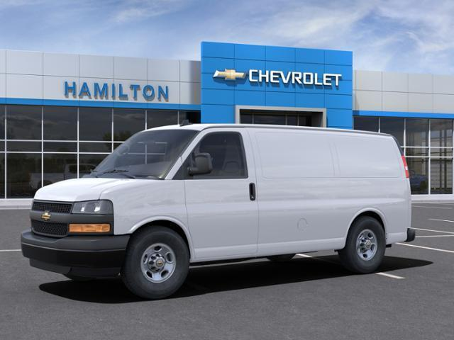 2021 Chevrolet Express 2500 4x2, Empty Cargo Van #89250 - photo 3