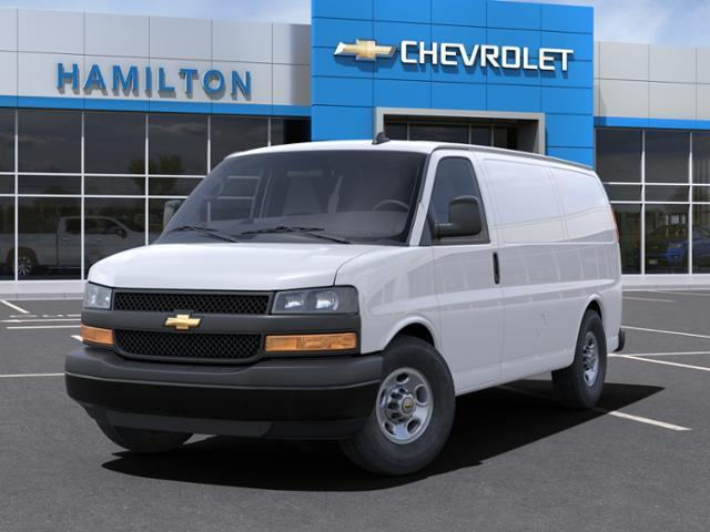 2021 Chevrolet Express 2500 4x2, Empty Cargo Van #89250 - photo 7