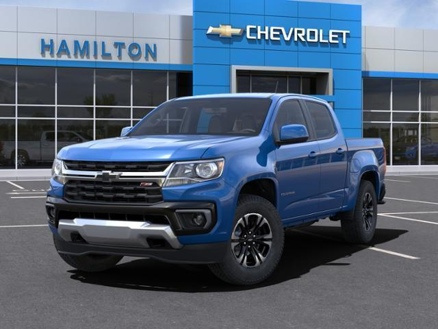 2021 Chevrolet Colorado Crew Cab 4x4, Pickup #89305 - photo 6