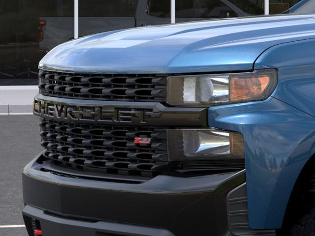 2021 Chevrolet Silverado 1500 Crew Cab 4x4, Pickup #89308 - photo 11