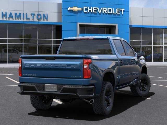 2021 Chevrolet Silverado 1500 Crew Cab 4x4, Pickup #89308 - photo 4