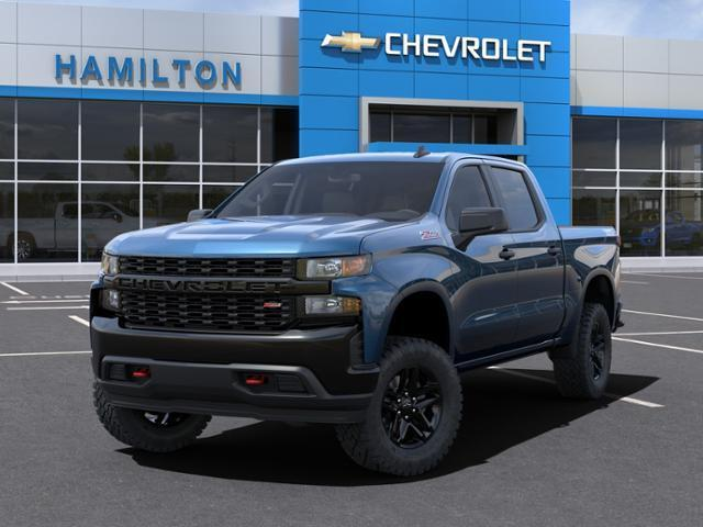 2021 Chevrolet Silverado 1500 Crew Cab 4x4, Pickup #89308 - photo 6