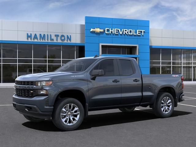 2021 Chevrolet Silverado 1500 Double Cab 4x4, Pickup #89352 - photo 1