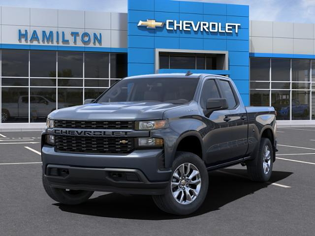 2021 Chevrolet Silverado 1500 Double Cab 4x4, Pickup #89352 - photo 6