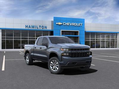 2021 Chevrolet Silverado 1500 Double Cab 4x4, Pickup #89352 - photo 3