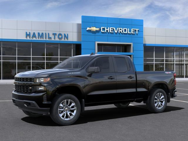 2021 Chevrolet Silverado 1500 Double Cab 4x4, Pickup #89357 - photo 3