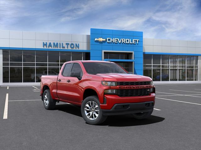 2021 Chevrolet Silverado 1500 Double Cab 4x4, Pickup #89358 - photo 1