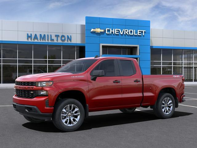 2021 Chevrolet Silverado 1500 Double Cab 4x4, Pickup #89358 - photo 3
