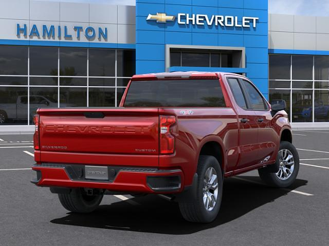 2021 Chevrolet Silverado 1500 Double Cab 4x4, Pickup #89358 - photo 2