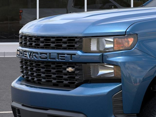 2021 Chevrolet Silverado 1500 Crew Cab 4x4, Pickup #89474 - photo 11
