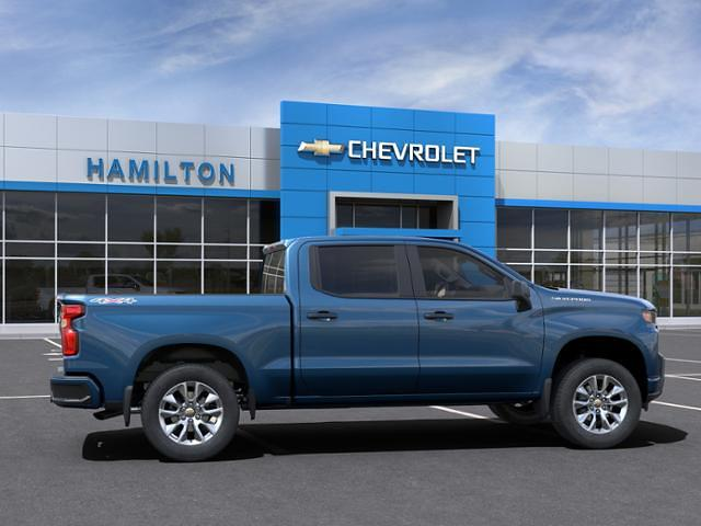 2021 Chevrolet Silverado 1500 Crew Cab 4x4, Pickup #89474 - photo 5