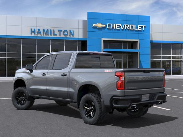 2021 Chevrolet Silverado 1500 Crew Cab 4x4, Pickup #89606 - photo 4