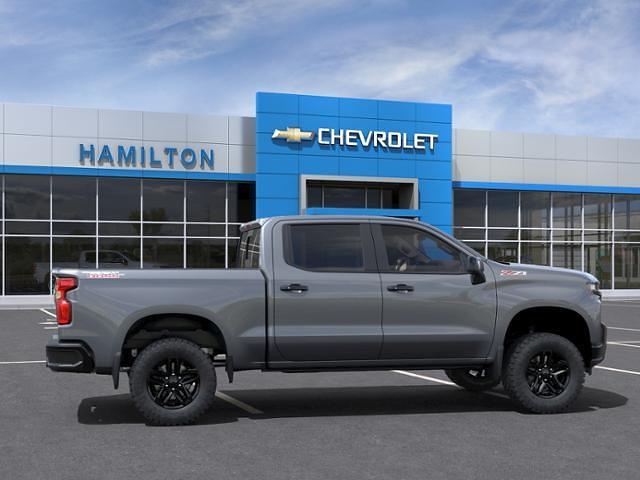 2021 Chevrolet Silverado 1500 Crew Cab 4x4, Pickup #89606 - photo 5