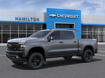 2021 Chevrolet Silverado 1500 Crew Cab 4x4, Pickup #89606 - photo 3
