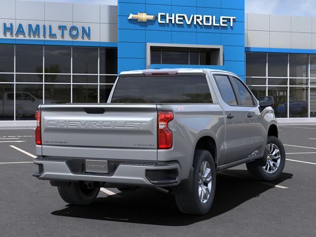 2021 Chevrolet Silverado 1500 Crew Cab 4x4, Pickup #89698 - photo 2