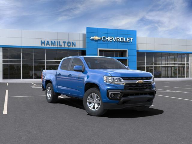 2021 Chevrolet Colorado Crew Cab 4x4, Pickup #89708 - photo 3