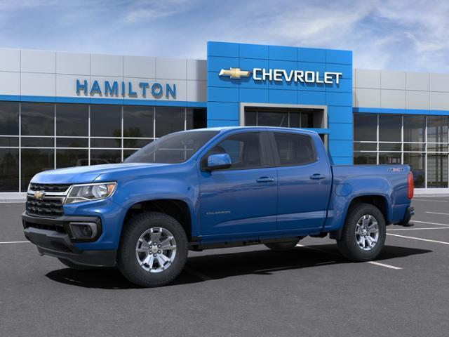 2021 Chevrolet Colorado Crew Cab 4x4, Pickup #89708 - photo 1
