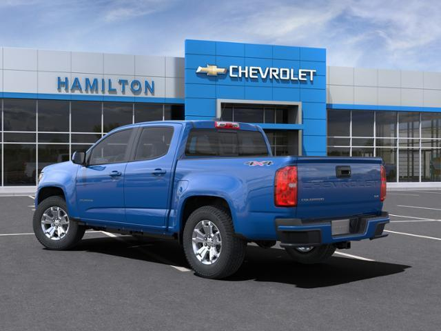 2021 Chevrolet Colorado Crew Cab 4x4, Pickup #89708 - photo 2