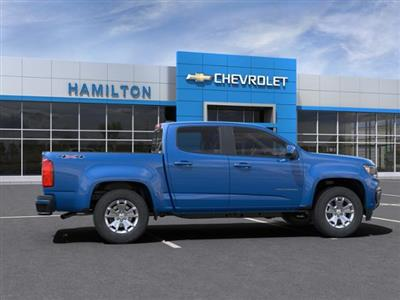 2021 Chevrolet Colorado Crew Cab 4x4, Pickup #89708 - photo 5