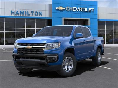 2021 Chevrolet Colorado Crew Cab 4x4, Pickup #89708 - photo 6