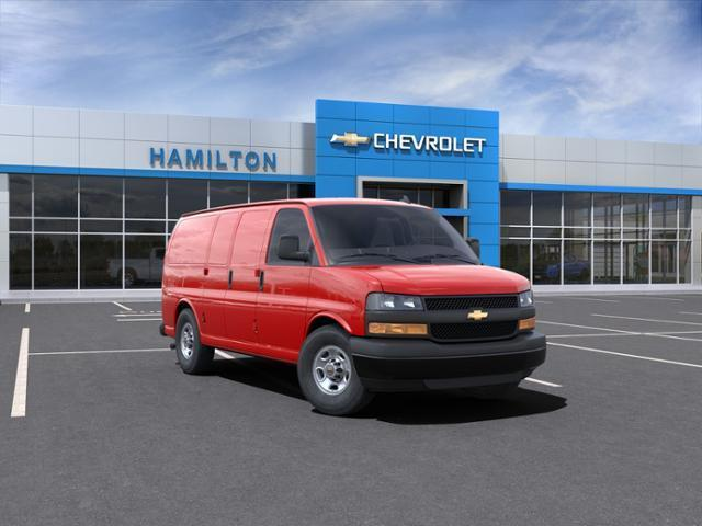 2021 Chevrolet Express 2500 4x2, Empty Cargo Van #89749 - photo 3