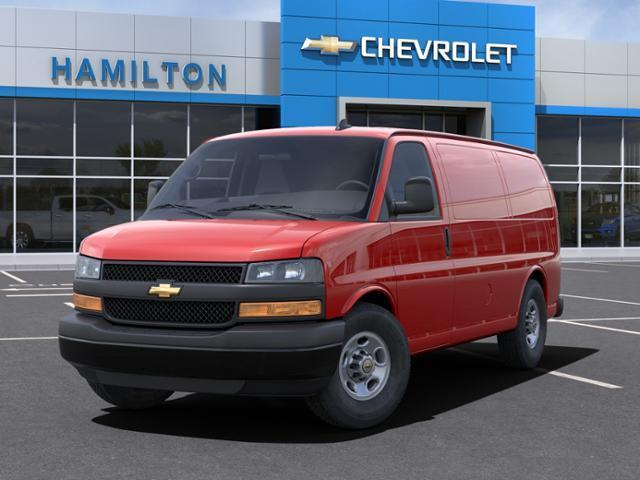 2021 Chevrolet Express 2500 4x2, Empty Cargo Van #89749 - photo 6