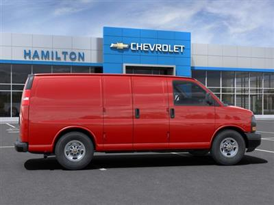 2021 Chevrolet Express 2500 4x2, Empty Cargo Van #89749 - photo 5