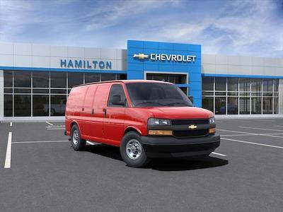 2021 Chevrolet Express 2500 4x2, Empty Cargo Van #89761 - photo 1