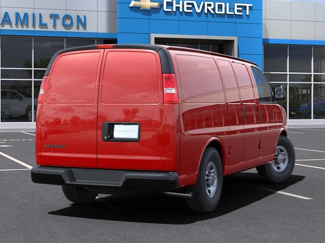 2021 Chevrolet Express 2500 4x2, Empty Cargo Van #89762 - photo 2