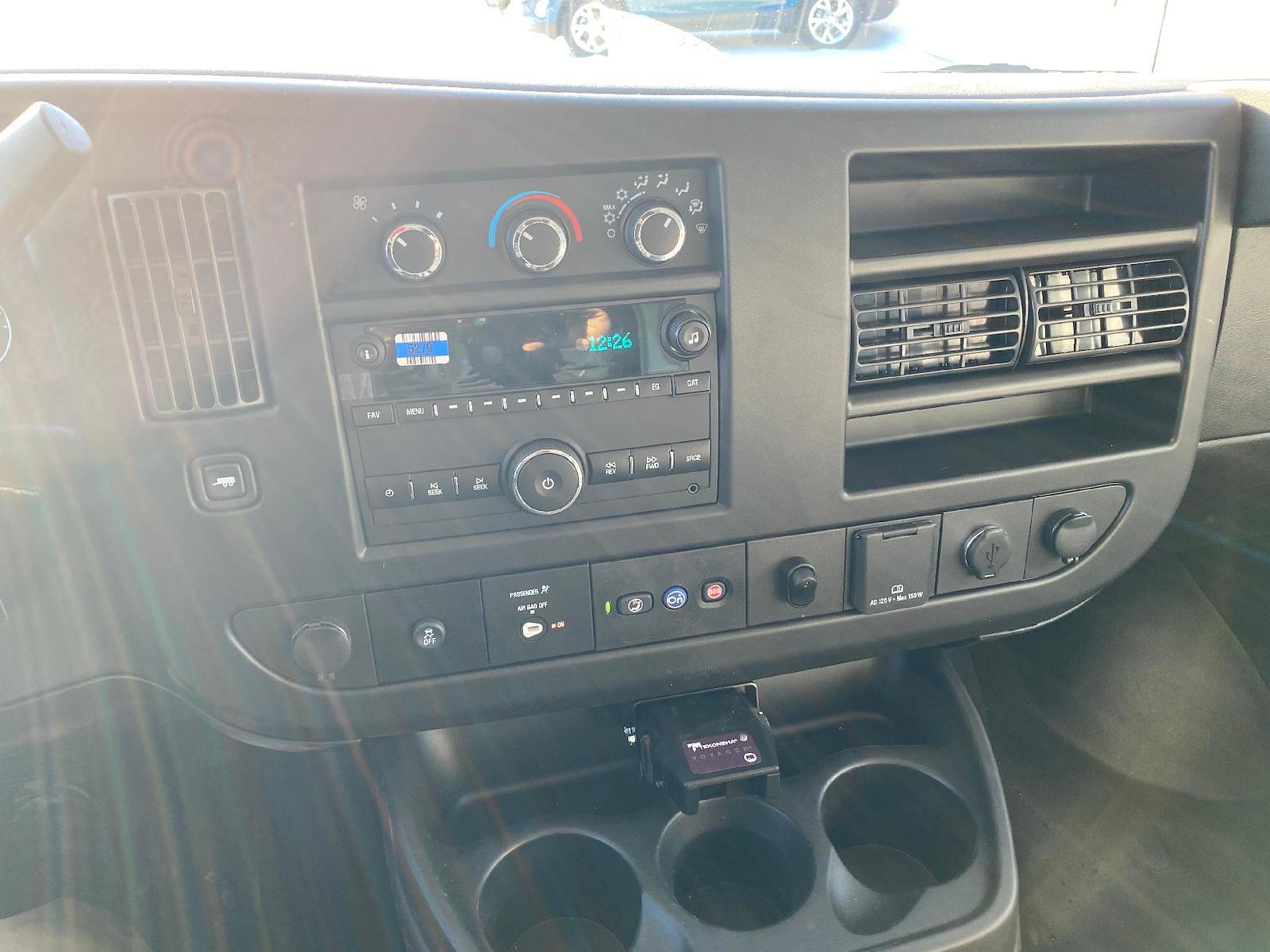 2021 Chevrolet Express 3500 4x2, Knapheide KUV Service Utility Van #89766 - photo 9