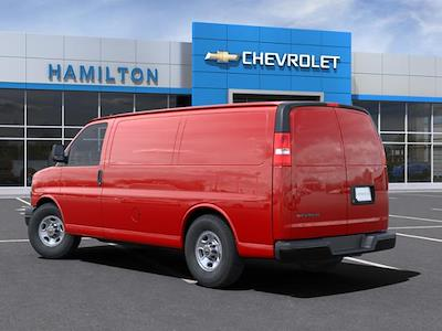 2021 Chevrolet Express 2500 4x2, Empty Cargo Van #89780 - photo 4