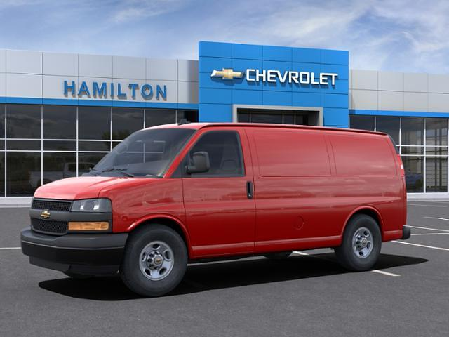 2021 Chevrolet Express 2500 4x2, Empty Cargo Van #89789 - photo 3