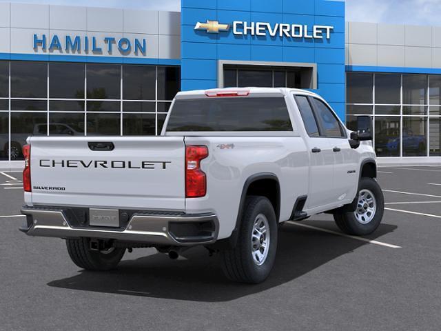 2021 Chevrolet Silverado 2500 Double Cab 4x4, Pickup #89847 - photo 2