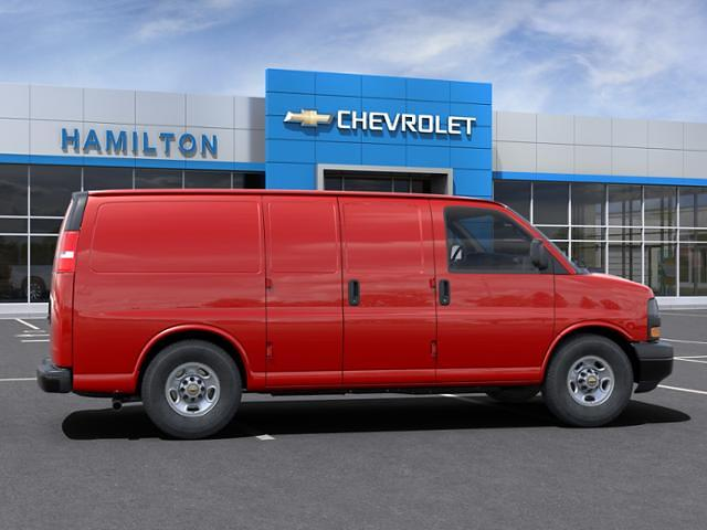 2021 Chevrolet Express 2500 4x2, Empty Cargo Van #89897 - photo 5