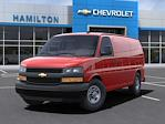 2021 Chevrolet Express 2500 4x2, Empty Cargo Van #89897 - photo 6
