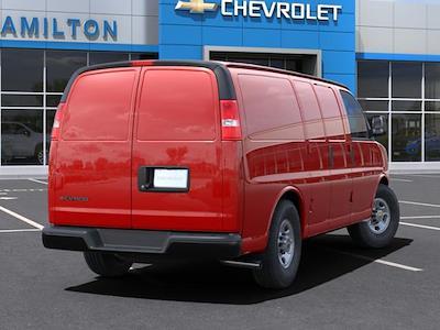 2021 Chevrolet Express 2500 4x2, Empty Cargo Van #89910 - photo 2