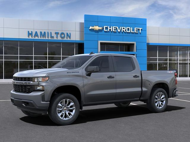 2021 Chevrolet Silverado 1500 Crew Cab 4x4, Pickup #A0054 - photo 1