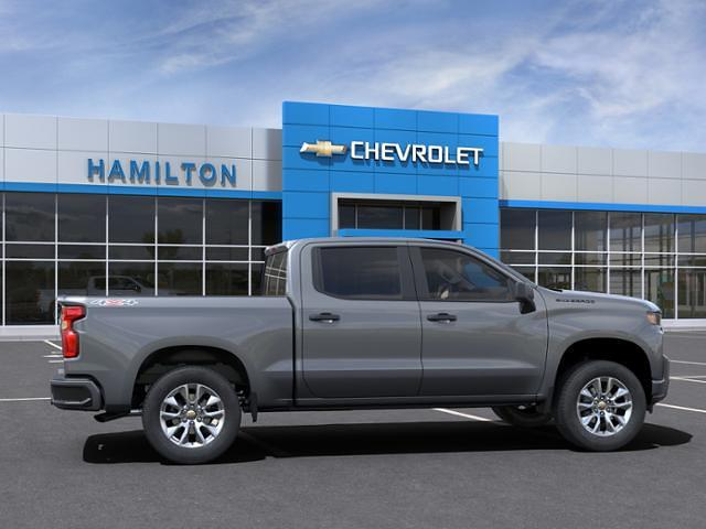 2021 Chevrolet Silverado 1500 Crew Cab 4x4, Pickup #A0054 - photo 4