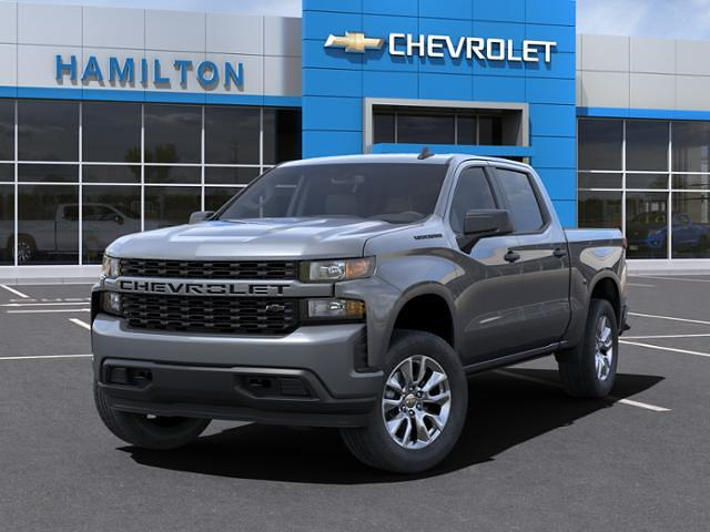 2021 Chevrolet Silverado 1500 Crew Cab 4x4, Pickup #A0054 - photo 5