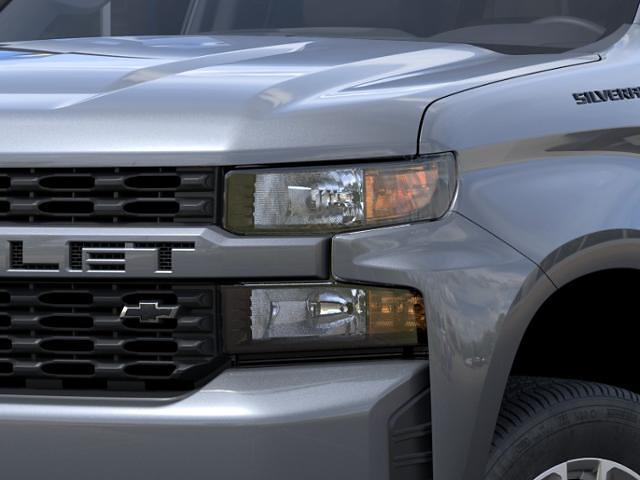 2021 Chevrolet Silverado 1500 Crew Cab 4x4, Pickup #A0054 - photo 7