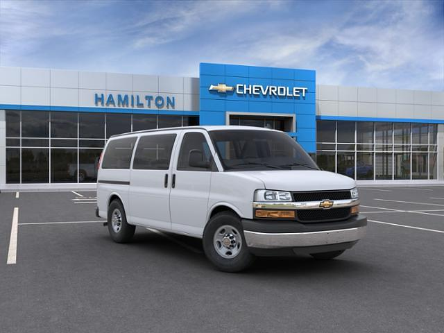 2020 Chevrolet Express 3500 4x2, Passenger Wagon #A0169 - photo 1